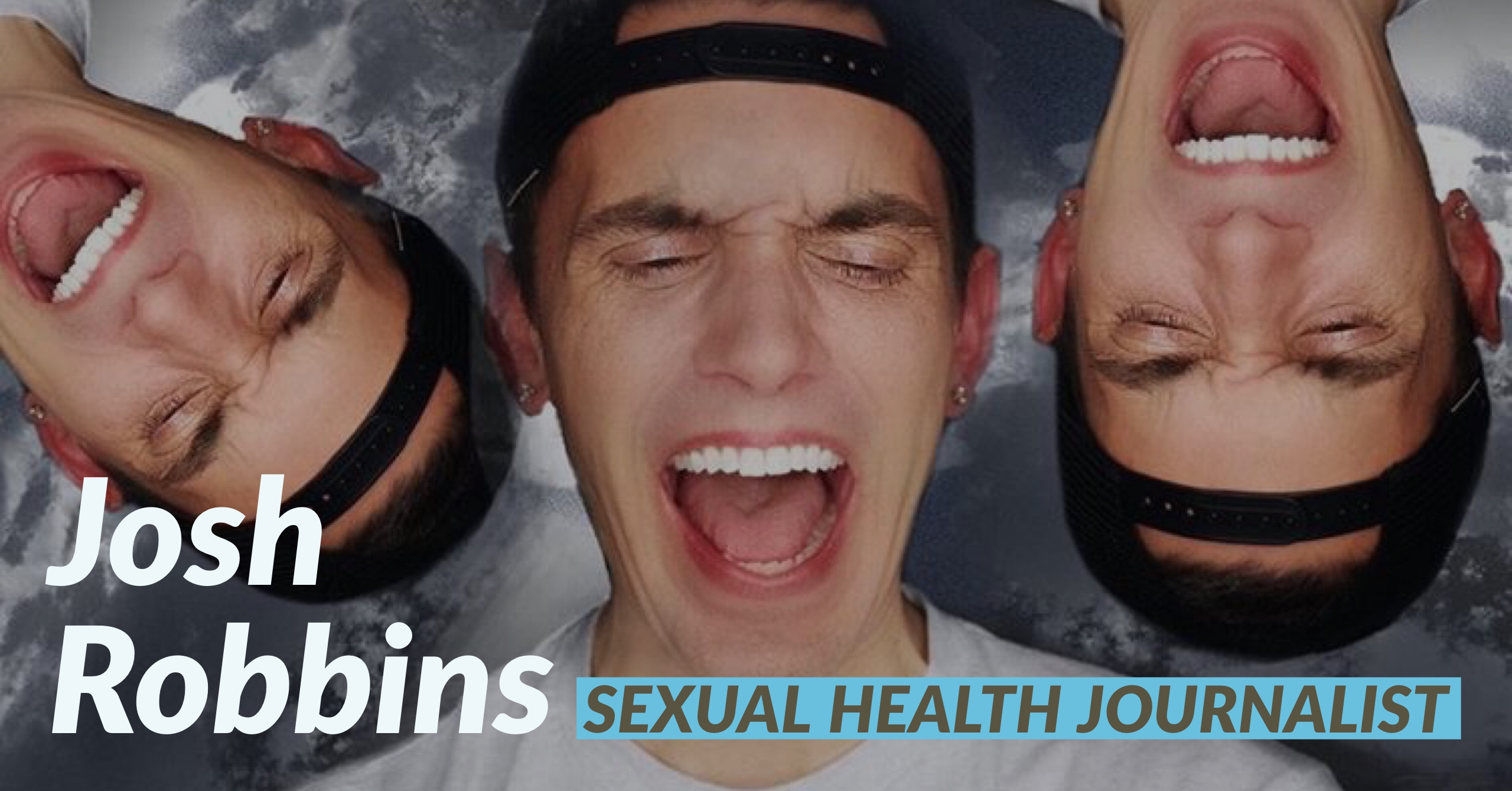 HIV journalist josh robbins