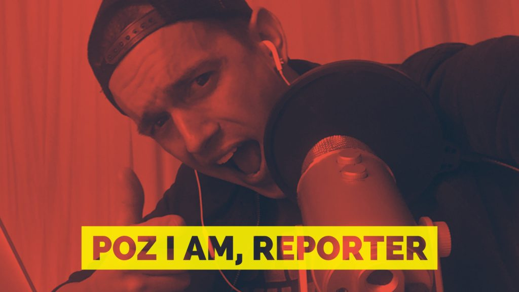 Josh RObbins on POZ I AM Radio